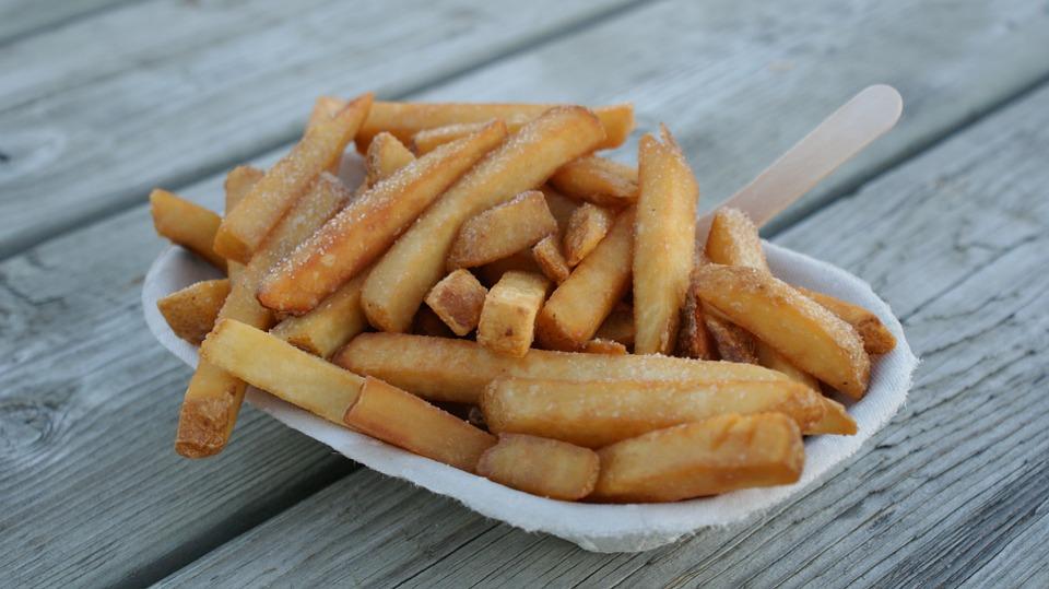Sült krumpli, chips